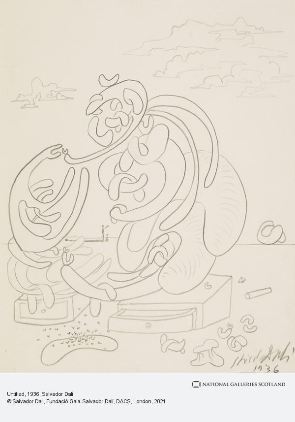 Salvador Dalí, Untitled
