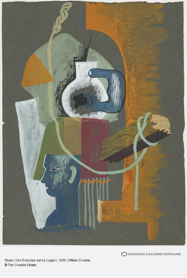 William Crosbie, Study I (An Exercise set by Leger)