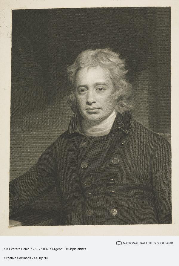 William Sharp, Sir Everard Home, 1756 - 1832. Surgeon