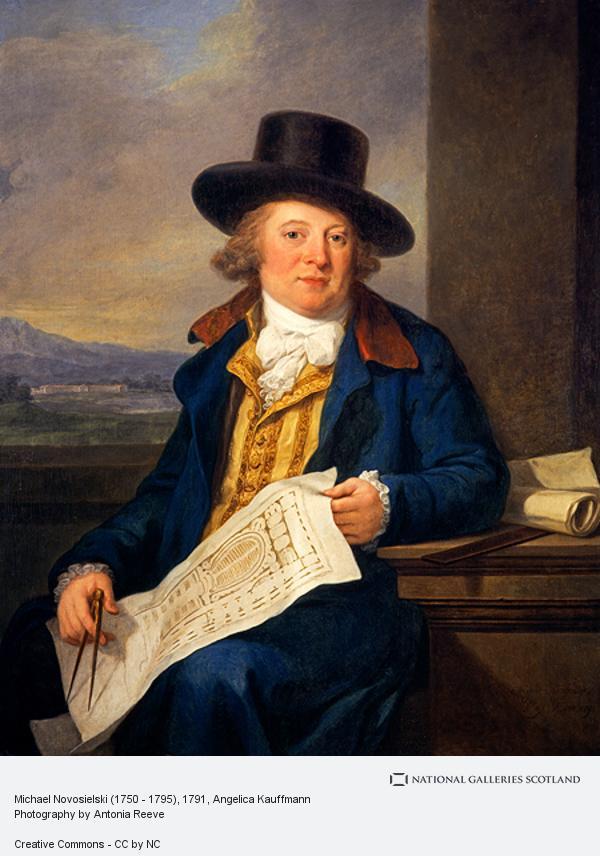 Angelica Kauffmann, Michael Novosielski (1750 - 1795)