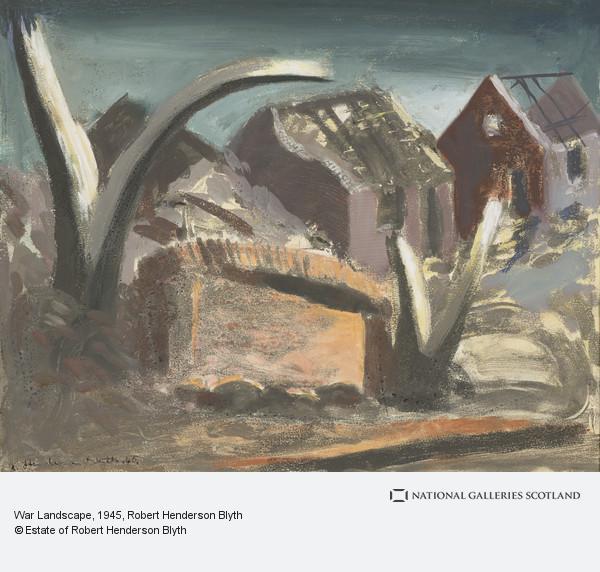 Robert Henderson Blyth, War Landscape