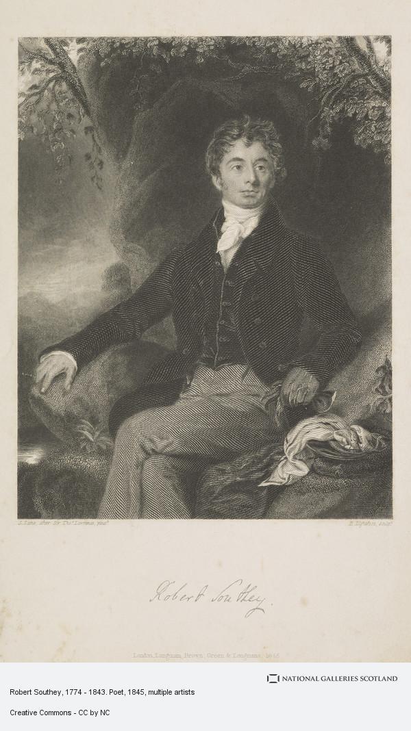 Peter Lightfoot, Robert Southey, 1774 - 1843. Poet