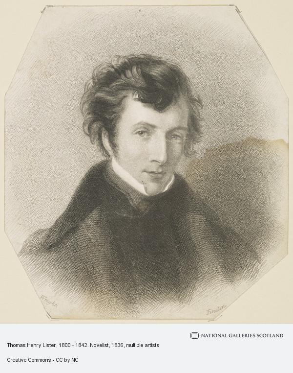 Finden, Thomas Henry Lister, 1800 - 1842. Novelist