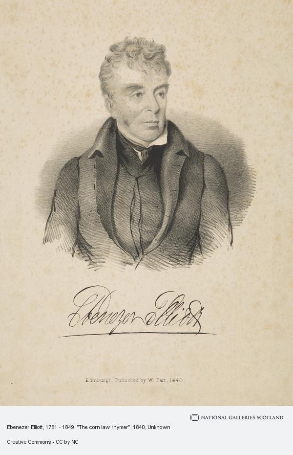 Ebenezer Elliott wiki