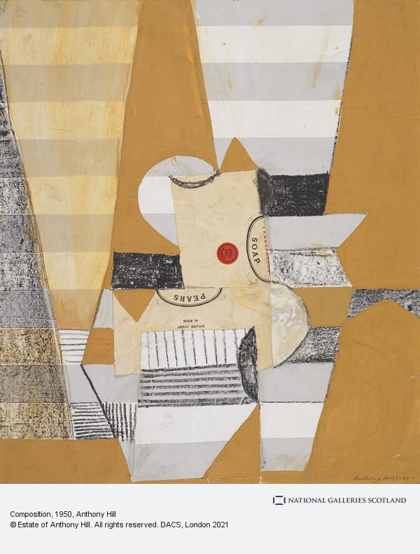 Anthony Hill, Composition