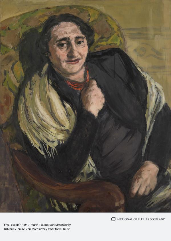 Marie-Louise von Motesiczky, Frau Seidler
