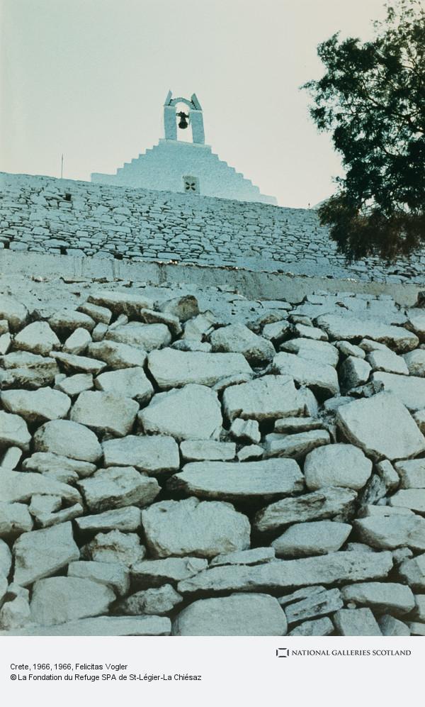 Felicitas Vogler, Crete, 1966
