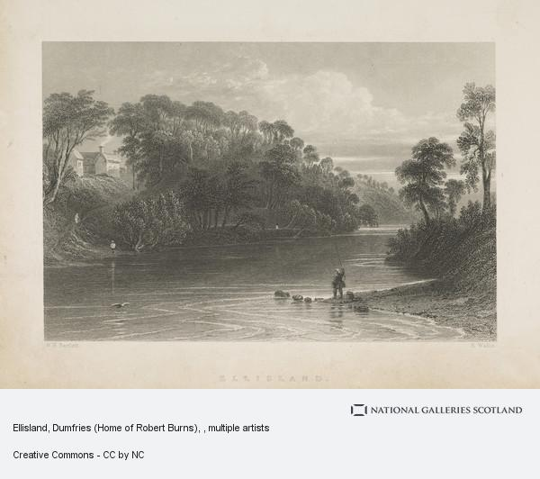 Robert Wallis, Ellisland, Dumfries (Home of Robert Burns)
