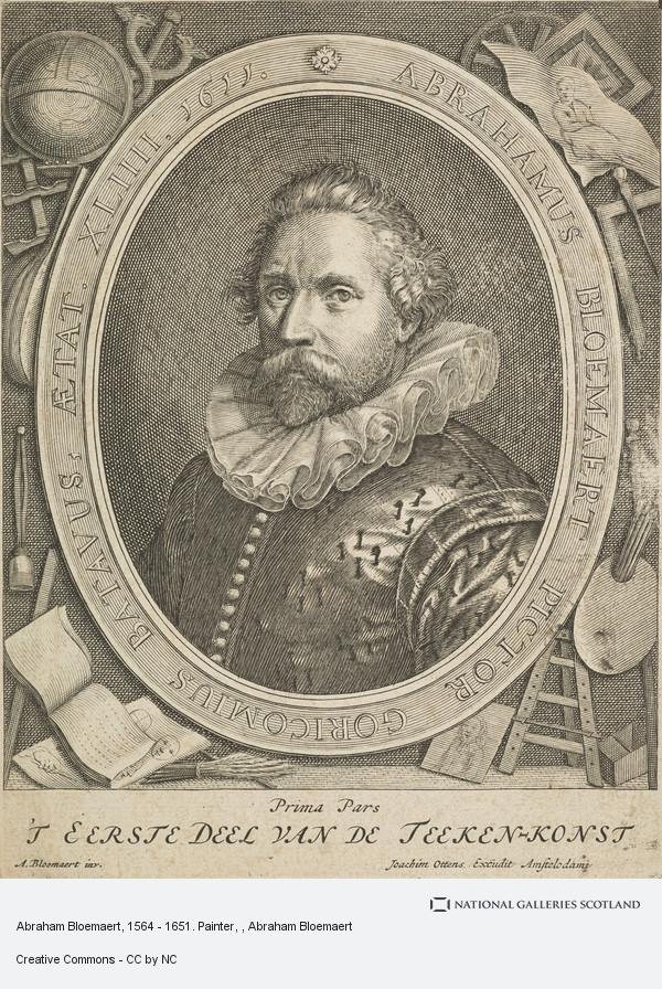 Abraham Bloemaert, Abraham Bloemaert, 1564 - 1651. Painter