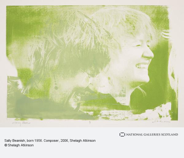 Shelagh Atkinson, Sally Beamish, born 1956. Composer