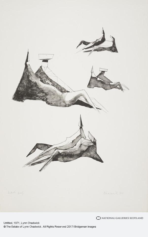Lynn Chadwick, Untitled