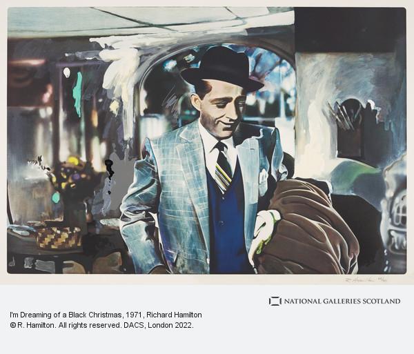Richard Hamilton, I'm Dreaming of a Black Christmas