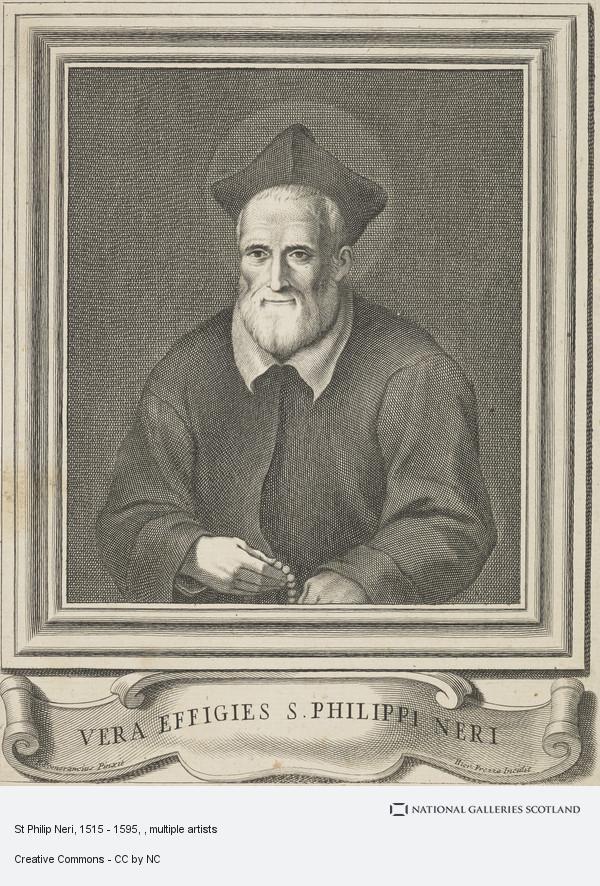 Hieronymus Frezza, St Philip Neri, 1515 - 1595