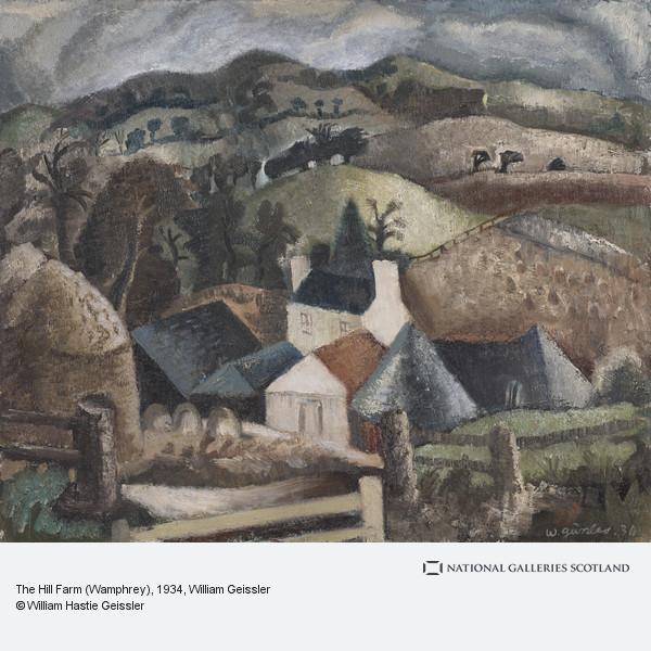 William Geissler, The Hill Farm (Wamphrey)