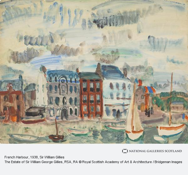 Sir William Gillies, French Harbour