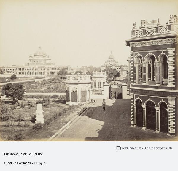 Samuel Bourne, Lucknow