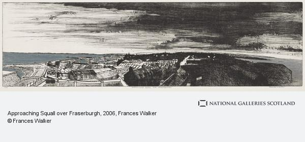 Frances Walker, Approaching Squall over Fraserburgh