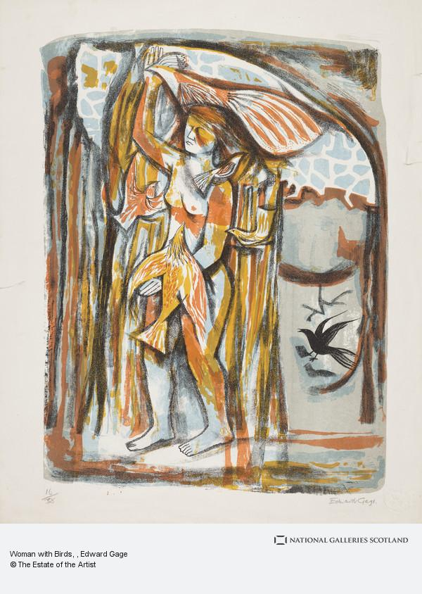 Edward Gage, Woman with Birds