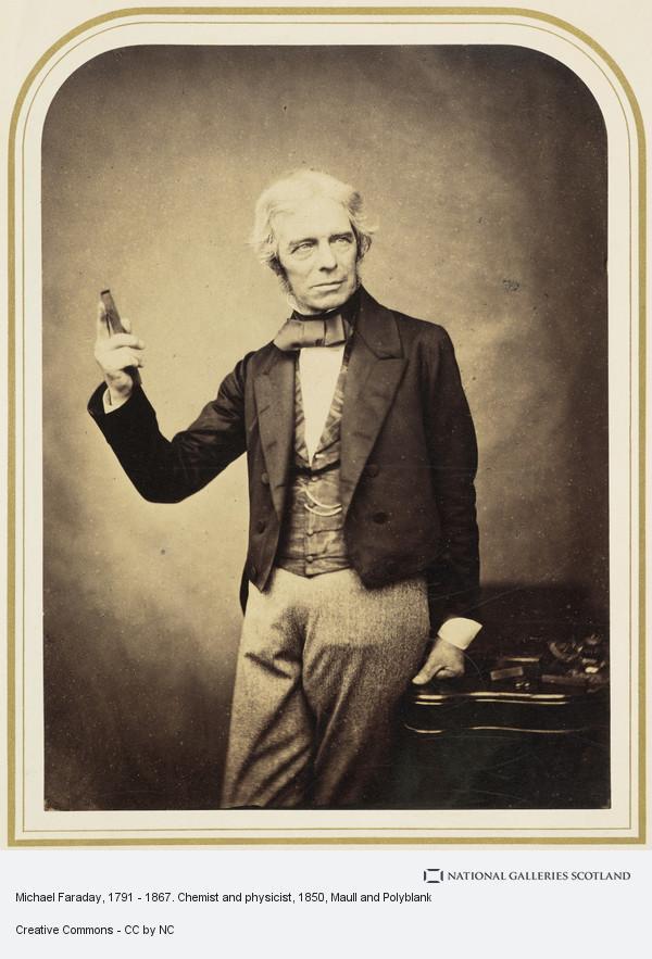 Maull and Polyblank, Michael Faraday, 1791 - 1867. Chemist and physicist