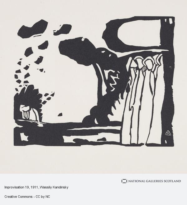 Wassily Kandinsky, Improvisation 19