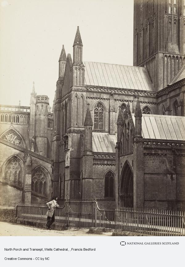 Francis Bedford, North Porch and Transept, Wells Cathedral