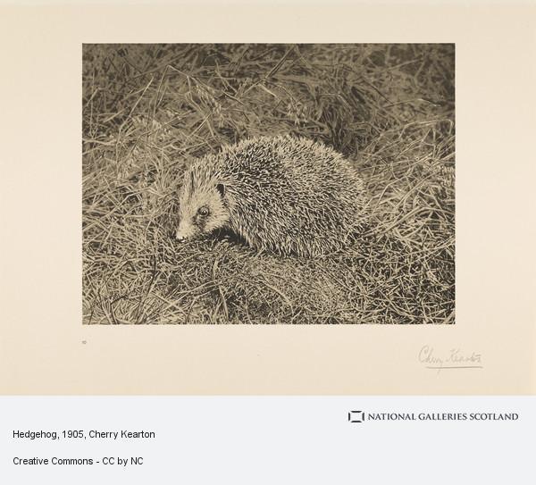 Cherry Kearton, Hedgehog