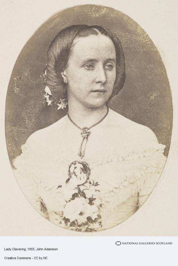 John Adamson, Lady Clavering