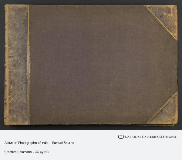 Samuel Bourne, Album of Photographs of India
