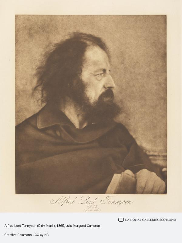 Henry Herschel Hay Cameron, Alfred Lord Tennyson (Dirty Monk)