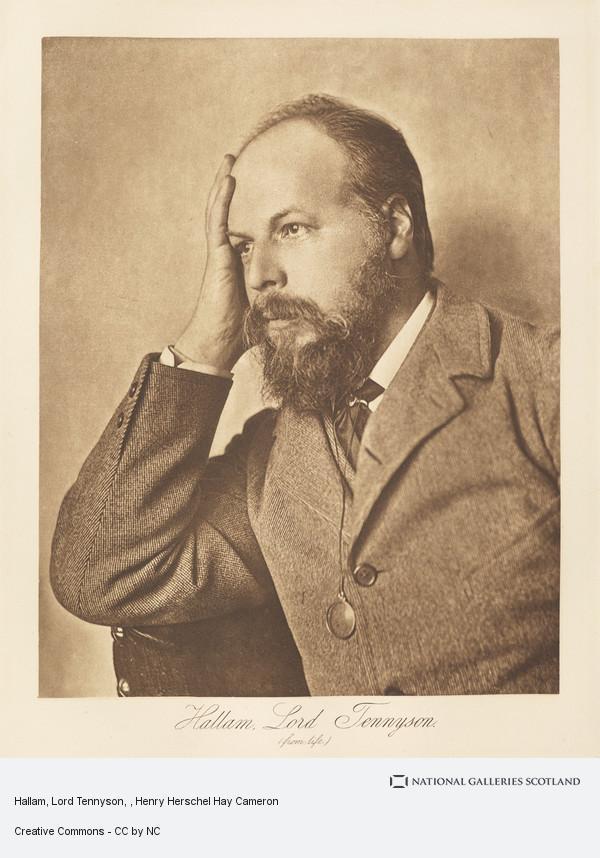 Henry Herschel Hay Cameron, Hallam, Lord Tennyson