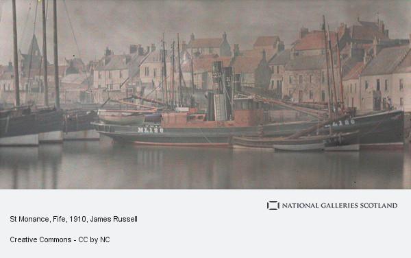 James Russell, St Monance, Fife