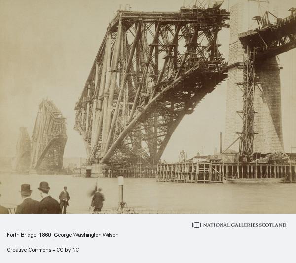 George Washington Wilson, Forth Bridge