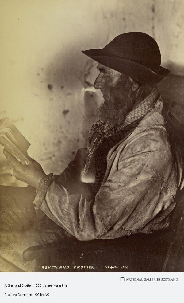 James Valentine, A Shetland Crofter
