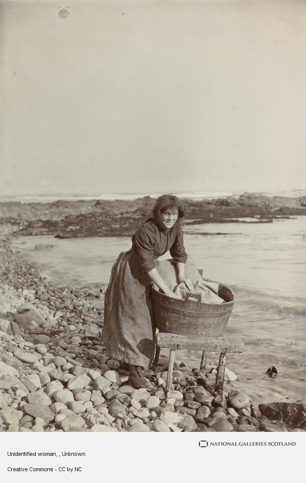 Unknown, Washing Clothes