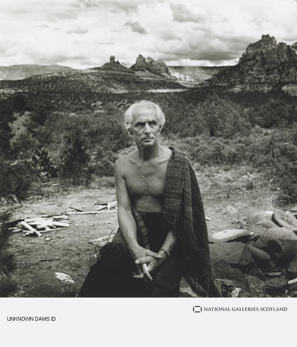 Lee Miller, Max Ernst, Arizona, 1946