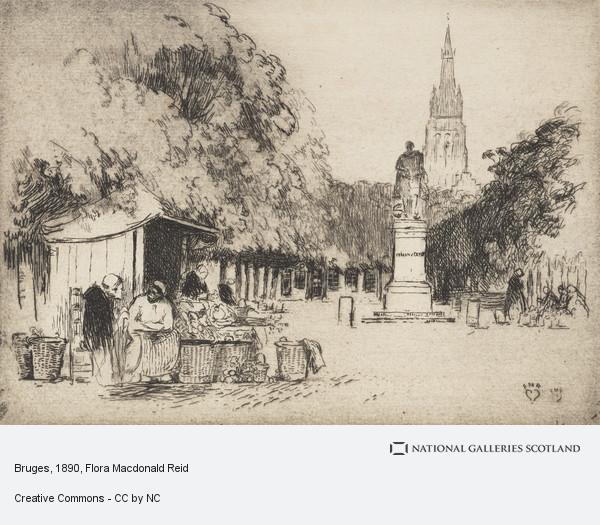 Flora Macdonald Reid, Bruges