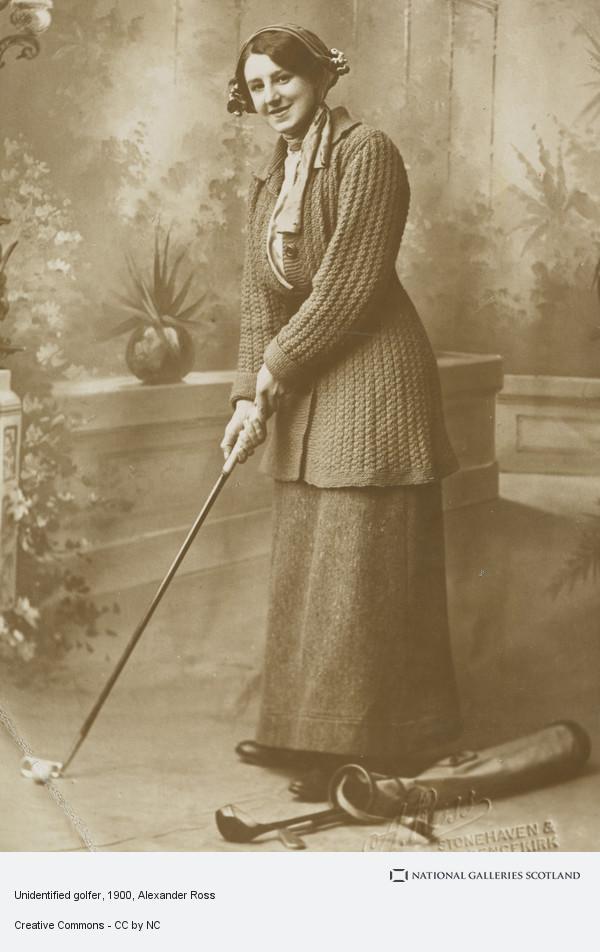 Alexander Ross, Golfer