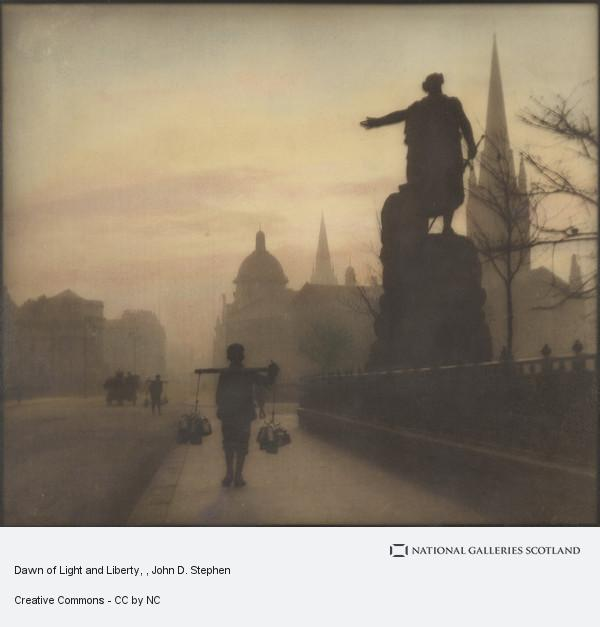 John D. Stephen, Dawn of Light and Liberty