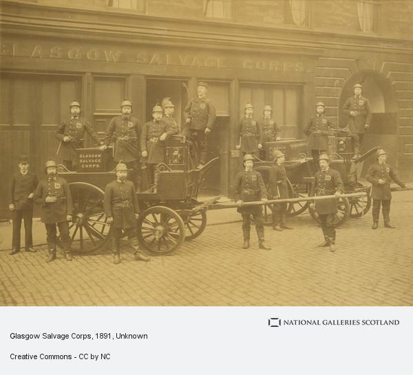 Unknown, Glasgow Salvage Corps