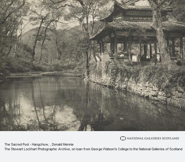 Donald Mennie, The Sacred Pool - Hangchow