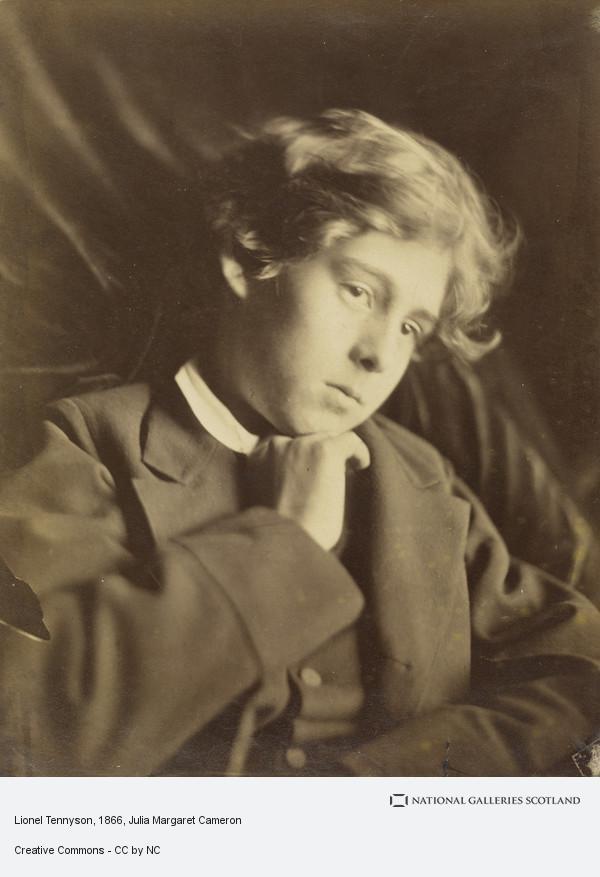 Julia Margaret Cameron, Lionel Tennyson