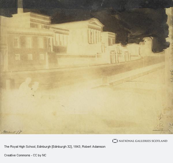 Robert Adamson, The Royal High School, Edinburgh [Edinburgh 32]
