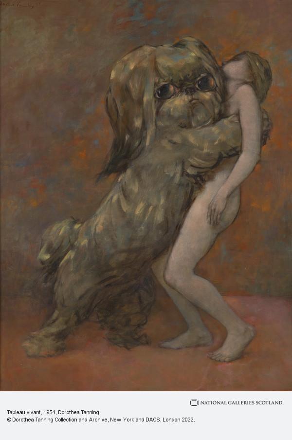 Dorothea Tanning, Tableau vivant