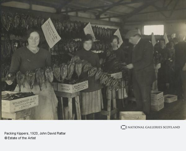 John David Rattar, Packing Kippers