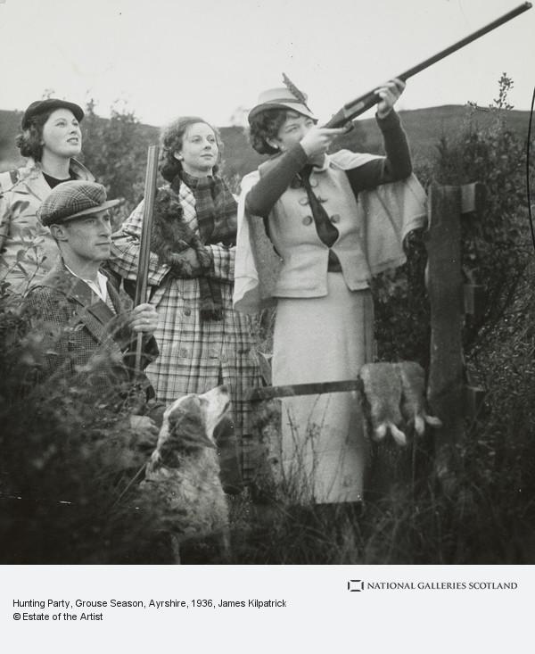 James Kilpatrick, Hunting Party, Grouse Season, Ayrshire