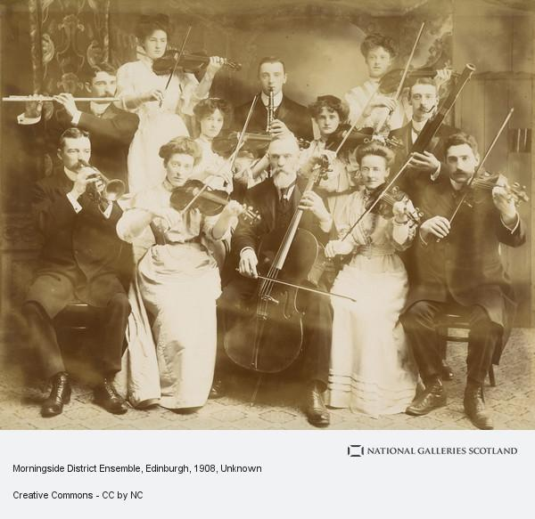 Unknown, Morningside District Ensemble, Edinburgh