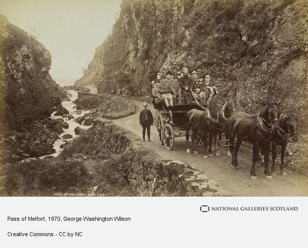 George Washington Wilson, Pass of Melfort