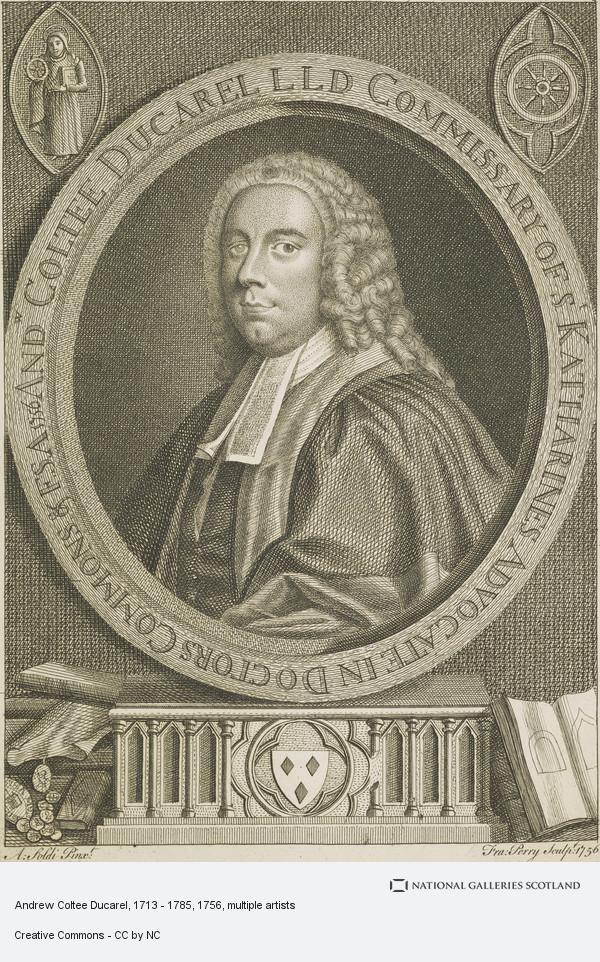Fra. Perry, Andrew Coltee Ducarel, 1713 - 1785