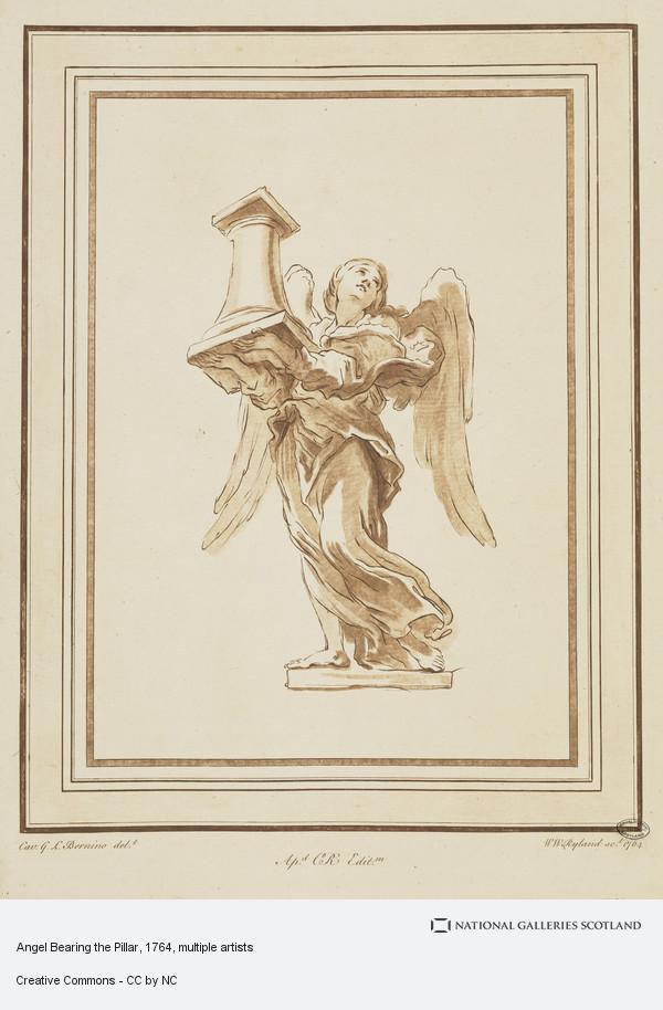 Gian Lorenzo Bernini, Angel Bearing the Pillar