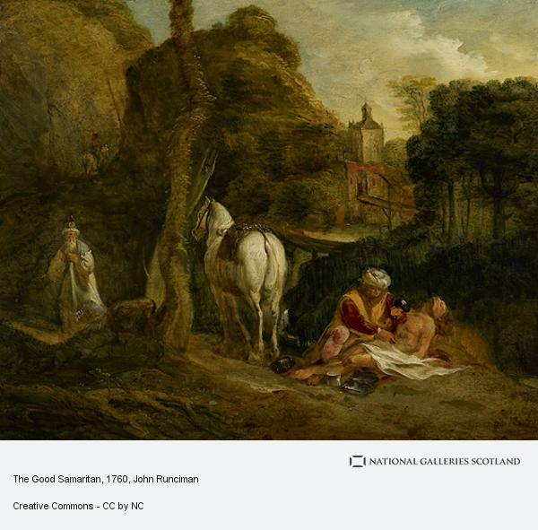 John Runciman, The Good Samaritan